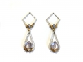 HTY-two-tone-tear-diamond-labradorite-earring